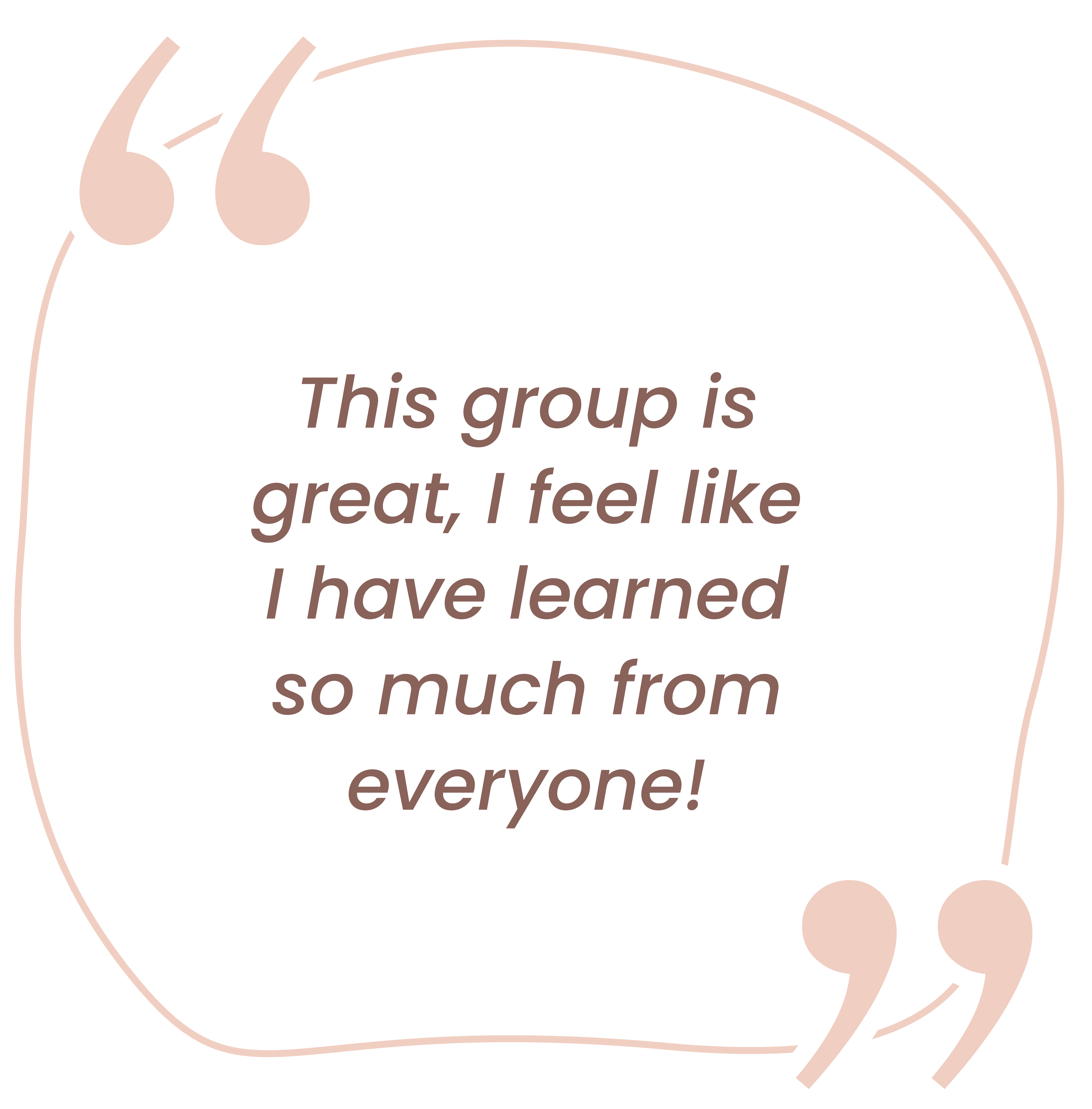 narcissistic abuse recovery group Testimonial